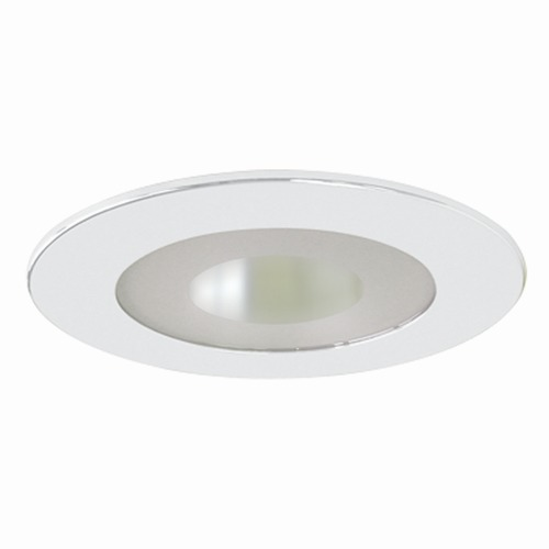 Elite Lighting Elite Lighting Clear Recessed Trim ELILB462CLWH