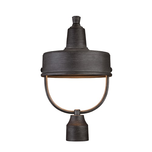 Designers Fountain Lighting Designers Fountain Portland-Ds Weathered Pewter Post Light 33146-WP