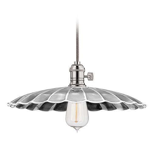 Hudson Valley Lighting Pendant Light in Polished Nickel Finish 8001-PN-MM3