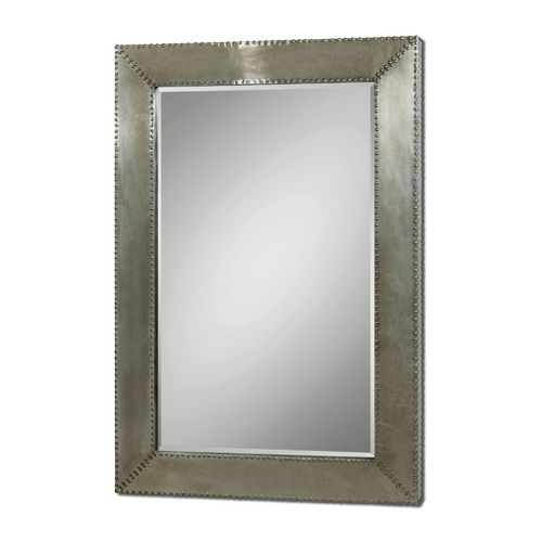 Uttermost Lighting Rashane Rectangle 65-Inch Mirror 07638