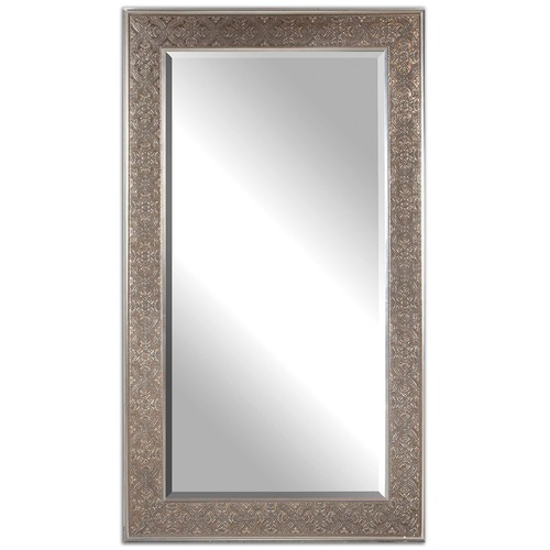 Uttermost Lighting Uttermost Vallarta Antique Silver Mirror 14225