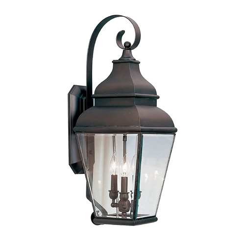 Livex Lighting Livex Lighting Exeter Bronze Outdoor Wall Light 2593-07