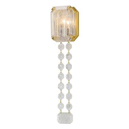 Corbett Lighting Corbett Lighting Alibi Gold Leaf Sconce 230-11