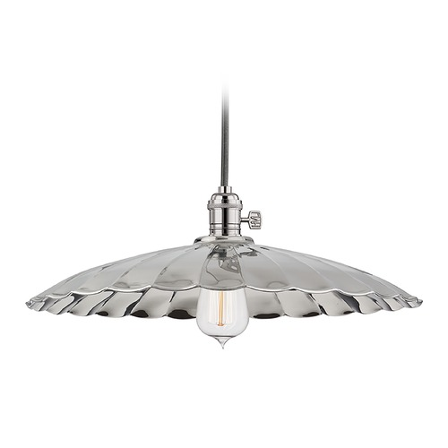Hudson Valley Lighting Pendant Light in Polished Nickel Finish 8001-PN-ML3