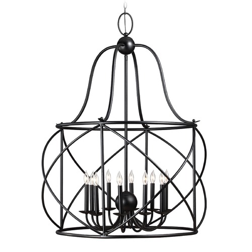 Sea Gull Lighting Sea Gull Lighting Turbinio Blacksmith Pendant Light 5116410-839