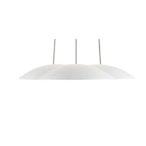 Sonneman Lighting Sonneman Little Cloud Textured White LED Mini-Pendant Light   2732.98