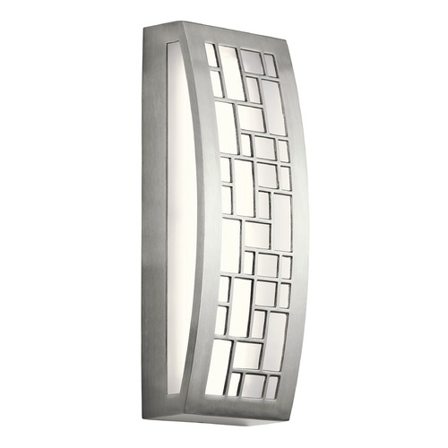 Kichler Lighting Kichler Lighting Margeaux LED Outdoor Wall Light 49539BALED