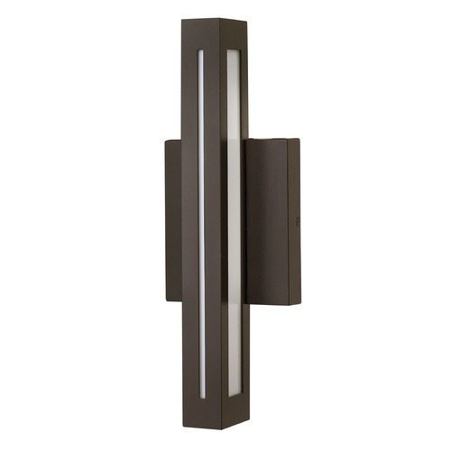 Hinkley Lighting Hinkley Lighting Vue Bronze LED Outdoor Wall Light 12312BZ