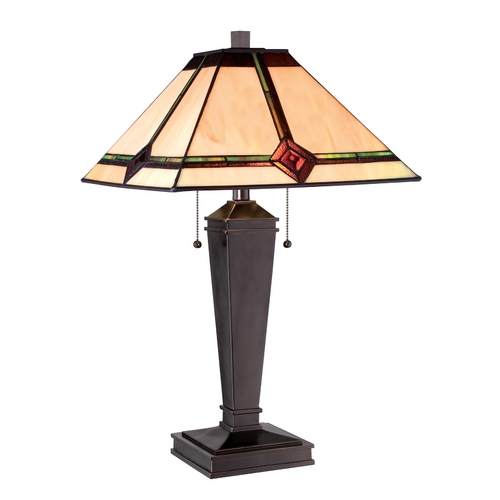 Lite Source Lighting Lite Source Lighting Table Lamp with Square Shade LS-22040