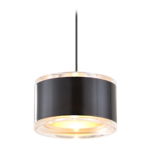Holtkoetter Lighting Holtkoetter Modern Low Voltage Mini-Pendant Light C8110 S006 GB60 HBOB