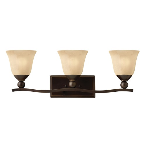 Hinkley Lighting Hinkley Lighting Bolla Olde Bronze Bathroom Light 5893OB-GU24
