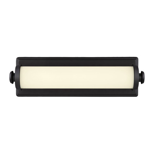 Feiss Lighting Edgebrook Oil Rubbed Bronze LED Bathroom Light - Vertical or Horizontal Mounting WB1749ORB