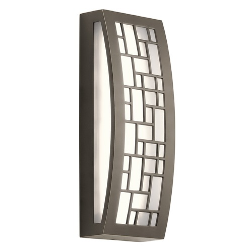 Kichler Lighting Kichler Lighting Margeaux LED Outdoor Wall Light 49539OZLED