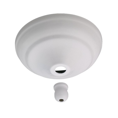 Monte Carlo Fans Ceiling Adaptor in White Finish MC97WH