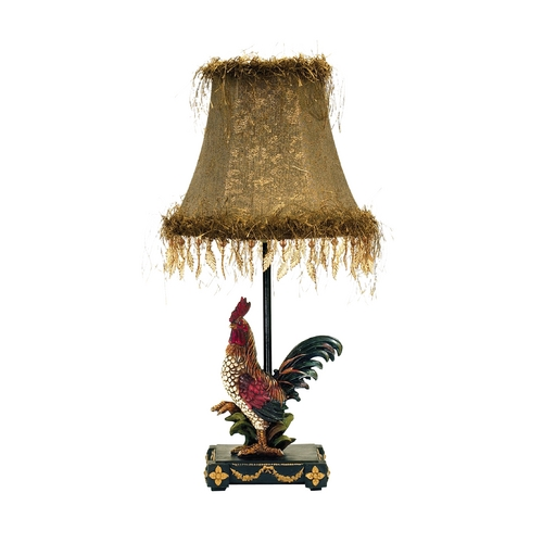 Dimond Lighting Dimond Lighting Ainsworth Table Lamp with Bell Shade 7-208