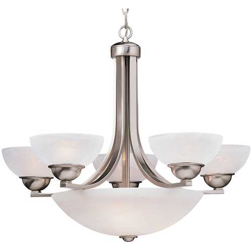 Dolan Designs Lighting Eight-Light Chandelier 208-09