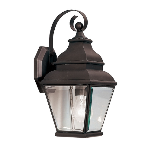 Livex Lighting Livex Lighting Exeter Bronze Outdoor Wall Light 2590-07