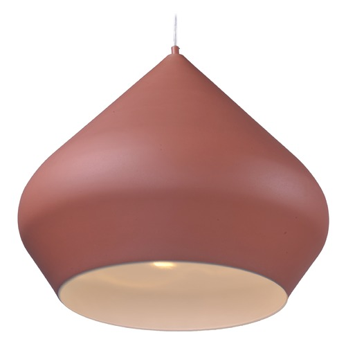 ET2 Lighting Apex 1-Light Pendant E20638-BR
