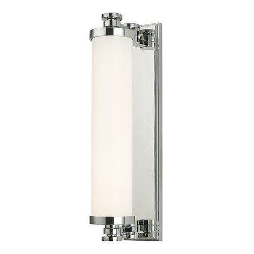 Hudson Valley Lighting Sheridan Polished Nickel LED Bathroom Light 9708-PN
