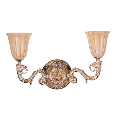 Crystorama Lighting Crystorama Lighting Hot Deal Bronze Sconce 892-BZ