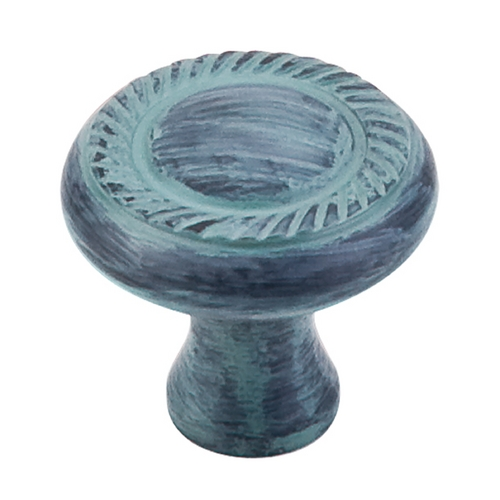 Top Knobs Hardware Cabinet Knob in Verdigris Finish M328