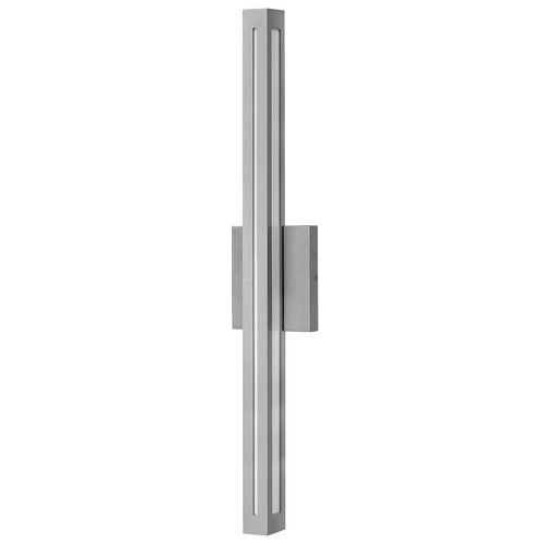 Hinkley Lighting Vue Titanium LED Bathroom Light - Vertical Mounting Only 12314TT