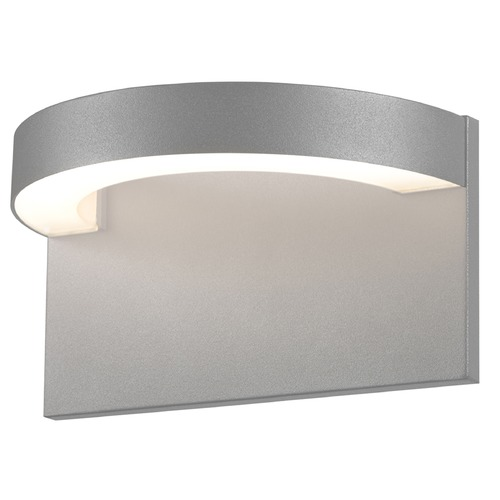Sonneman Lighting Sonneman Cusp Textured Gray LED Outdoor Wall Light 7226.74-WL