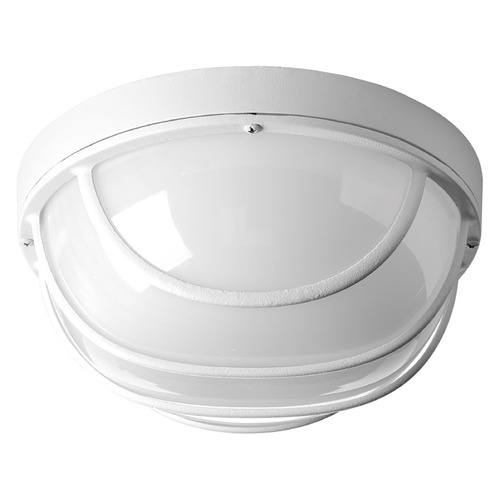 Progress Lighting Progress Lighting Bulkheads White LED Close To Ceiling Light P3650-3030K9