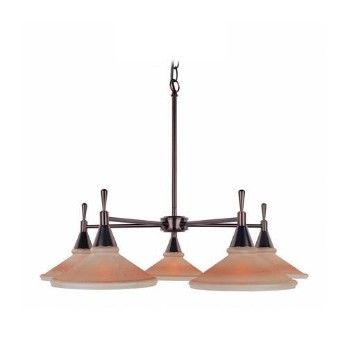 Lite Source Lighting Lite Source Lighting Hogan Patina Bronze Chandelier LS-19955