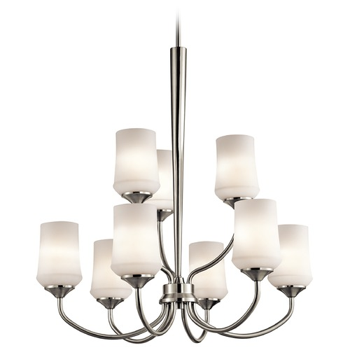 Kichler Lighting Kichler Lighting Aubrey Chandelier 43666NI