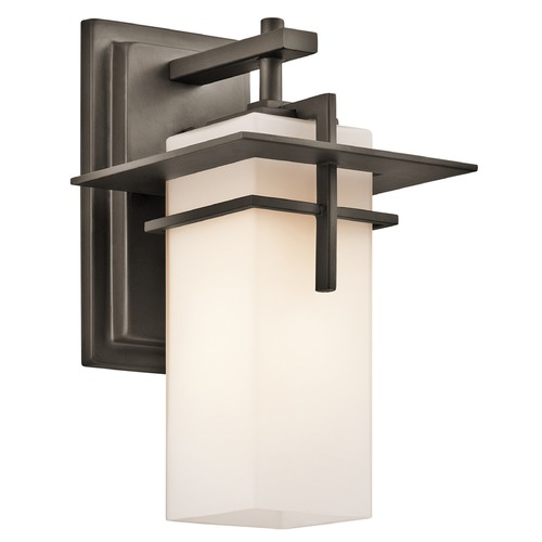 Kichler Lighting Kichler Lighting Caterham Outdoor Wall Light 49642OZFL