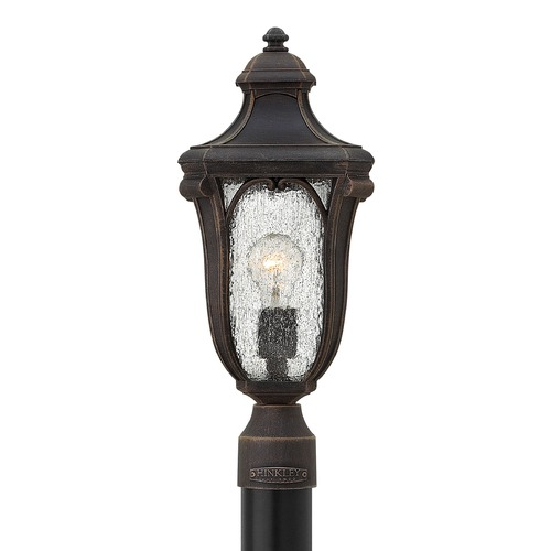 Hinkley Lighting Hinkley Lighting Trafalgar Mocha Post Light 1317MO