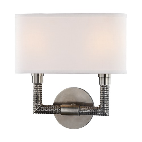 Hudson Valley Lighting Hudson Valley Lighting Dubois Historic Nickel Sconce 1022-HN
