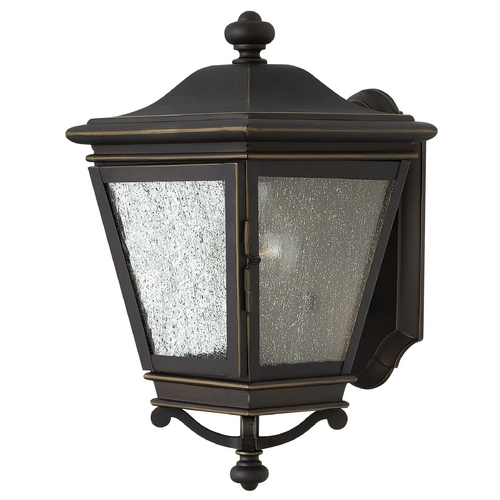 Hinkley Lighting Hinkley Lighting Lincoln Oil Rubbed Bronze Outdoor Wall Light 2460OZ
