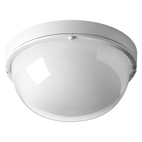 Progress Lighting Progress Lighting Bulkheads White LED Close To Ceiling Light P3648-3030K9