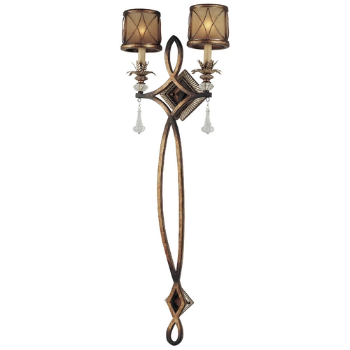 Minka Lavery Sconce Wall Light in Aston Court Bronze Finish 4742-206