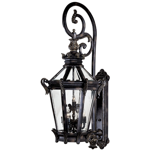 Minka Lavery Oversize 63-1/4-Inch Outdoor Wall Light 9091-95
