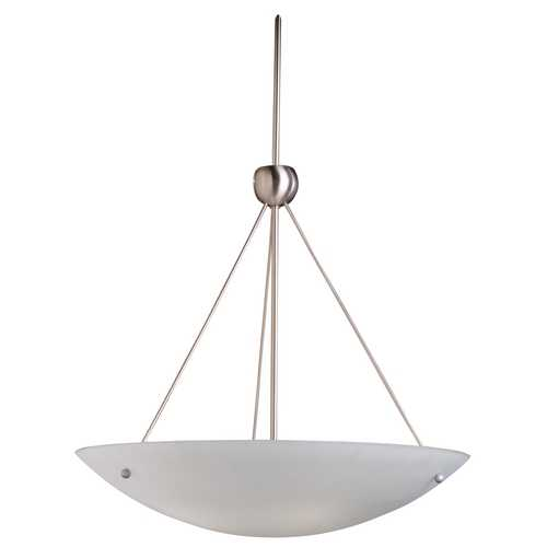Kichler Lighting Kichler Pendant Light with Etched-Glass Shade 2754NI