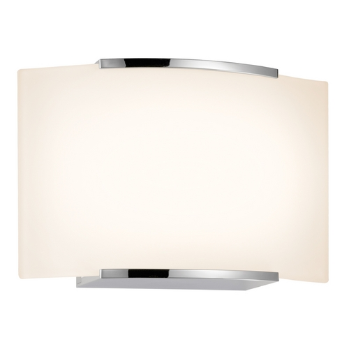 Sonneman Lighting Sonneman Lighting Wave Polished Chrome LED Sconce 3871.01LED