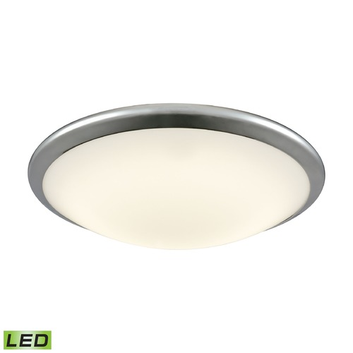Elk Lighting Alico Lighting Clancy Chrome LED Flushmount Light FML4550-10-15
