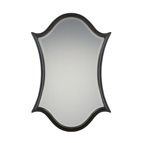 Quoizel Lighting Reflections Arched 32-Inch Decorative Mirror QR2792