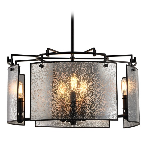 Elk Lighting Elk Lighting Lindhurst Oil Rubbed Bronze Pendant Light 57094/8