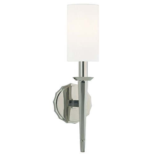 Hudson Valley Lighting Tioga 1 Light Sconce - Polished Nickel 8881-PN