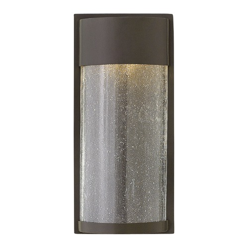 Hinkley Lighting Hinkley Lighting Shelter Buckeye Bronze LED Outdoor Wall Light 1340KZ