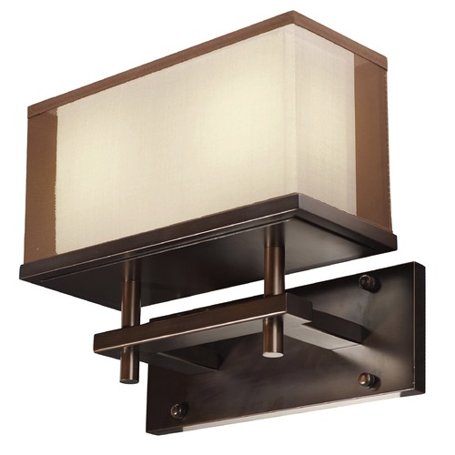 Maxim Lighting Maxim Lighting Hennesy Oil Rubbed Bronze LED Sconce 43441CSOI