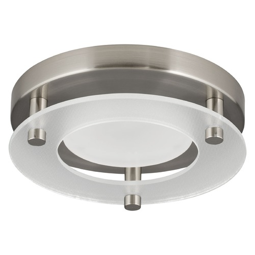 Progress Lighting Progress Lighting LED Surface Mount Brushed Nickel LED Flushmount Light P8247-09/30K9-AC1-L06