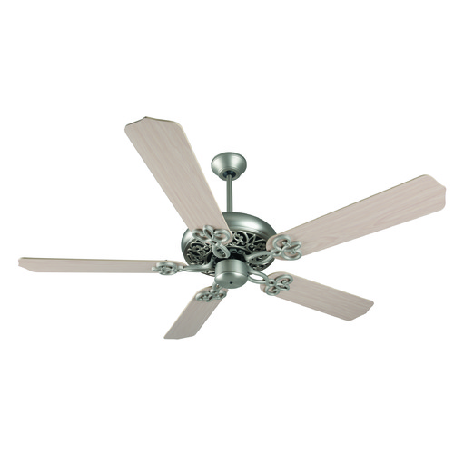 Craftmade Lighting Craftmade Lighting Cecilia Brushed Satin Nickel Ceiling Fan Without Light K11138