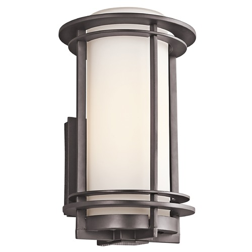 Kichler Lighting Kichler Lighting Pacific Edge Outdoor Wall Light 49345AZFL