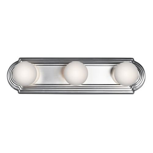 Kichler Lighting Kichler Bathroom Light in Chrome Finish 5003CH