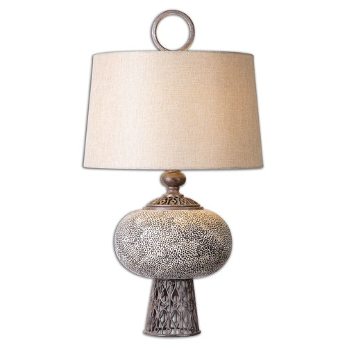Uttermost Lighting Uttermost Adolphus Ceramic Lamp 26146